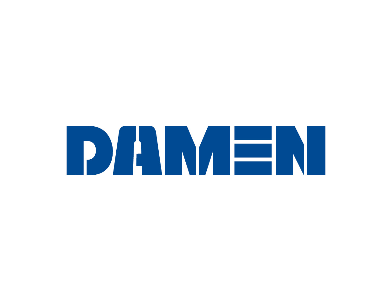 Referentie Damen Shipyards