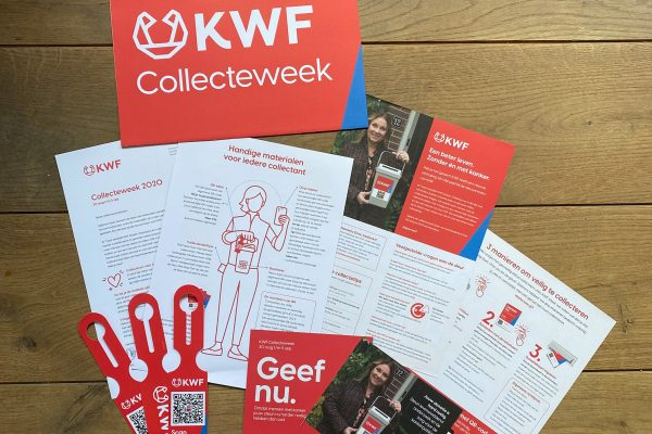 KWF-collecteweek - EMP Grafimedia