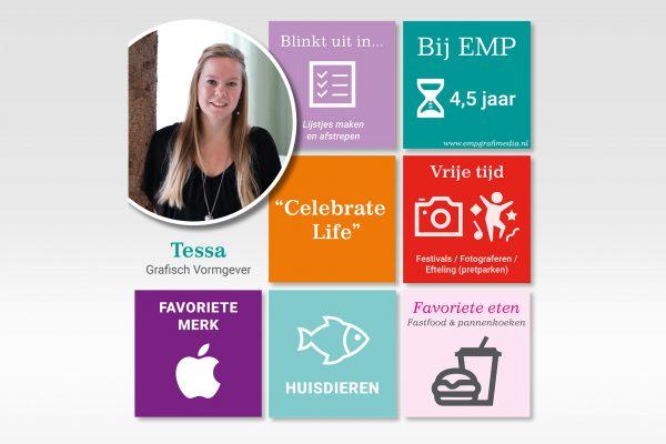 Nieuws Tessa van Nuland - Grafisch Vormgever
